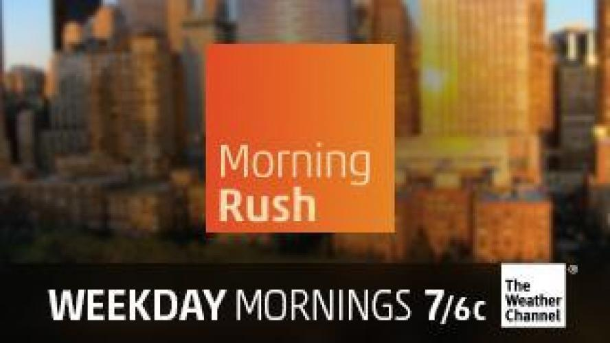 AMHQ with Sam Champion next episode air date poster