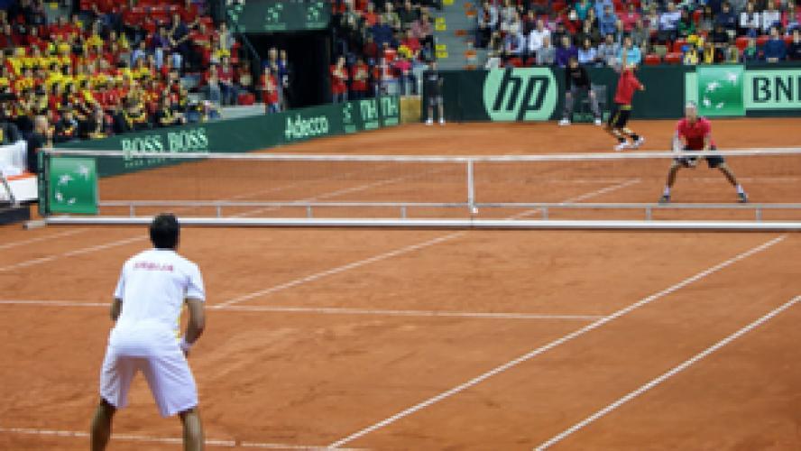 Tennis: Davis Cup 2014 next episode air date poster