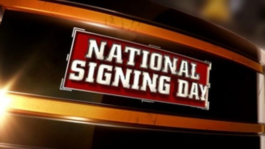 National College Football Signing Day next episode air date poster