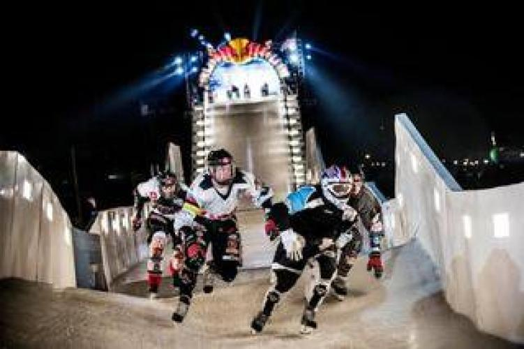 Red Bull Crashed Ice next episode air date poster