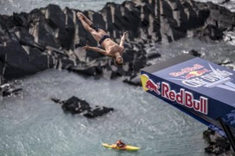 Red Bull Cliff Diving next episode air date poster