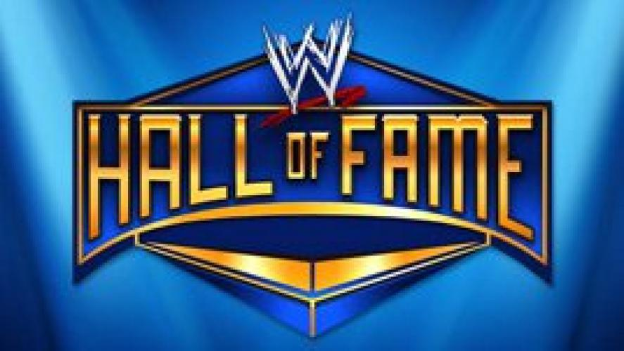 WWE Hall of Fame Induction Ceremony next episode air date poster