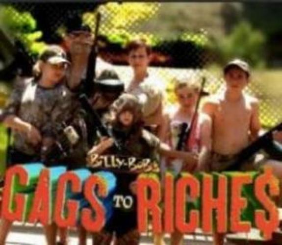 Billy Bob's Gags to Riches next episode air date poster