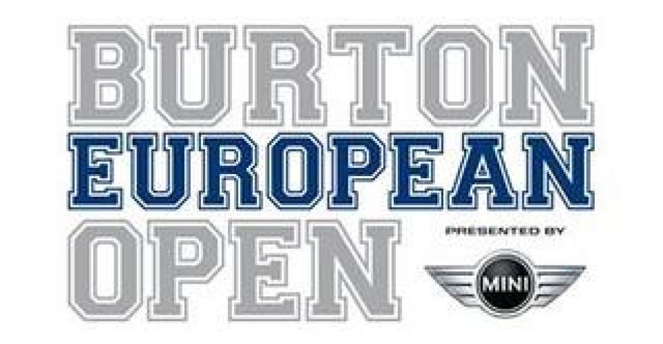 Burton European Open Highlights next episode air date poster