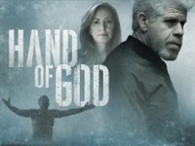 Hand of God next episode air date poster