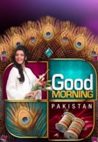 Good Morning Pakistan next episode air date poster