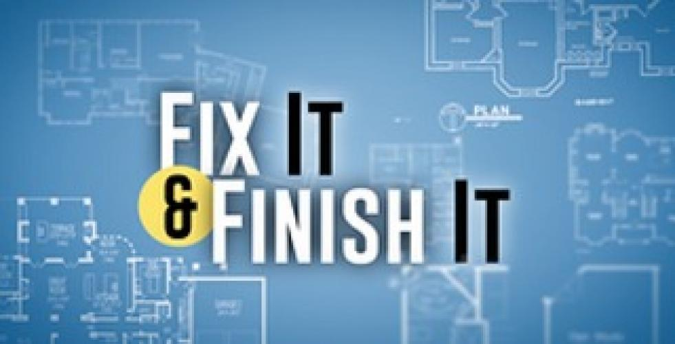 Fix It and Finish It next episode air date poster