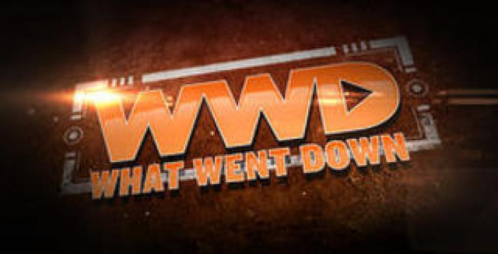 What Went Down next episode air date poster