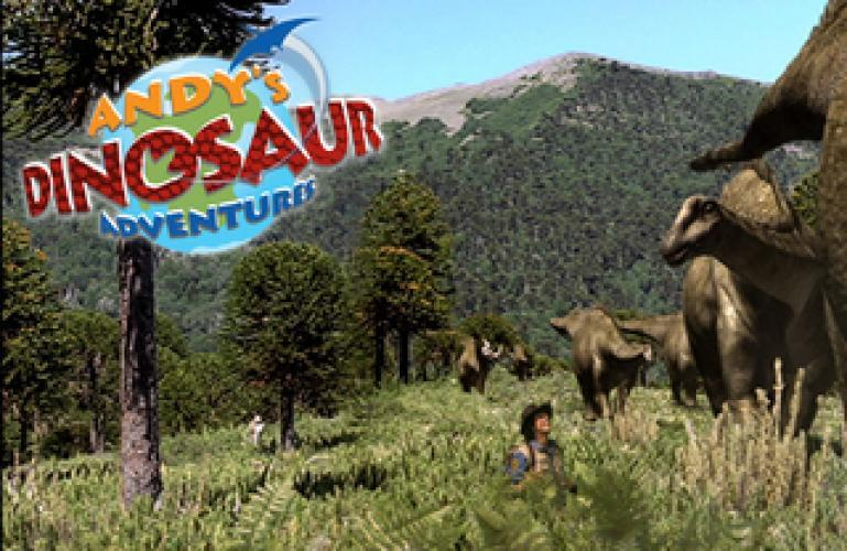 Andy's Dinosaur Adventures next episode air date poster