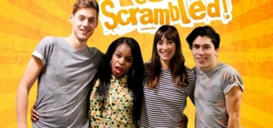 Scrambled! next episode air date poster