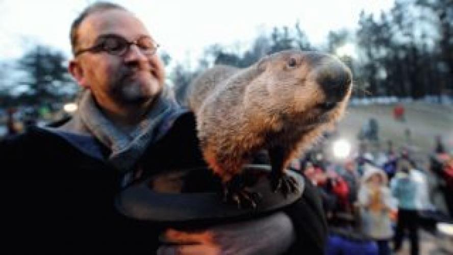 Super Groundhog Day next episode air date poster