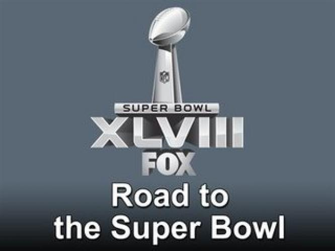 Road to the Super Bowl next episode air date poster