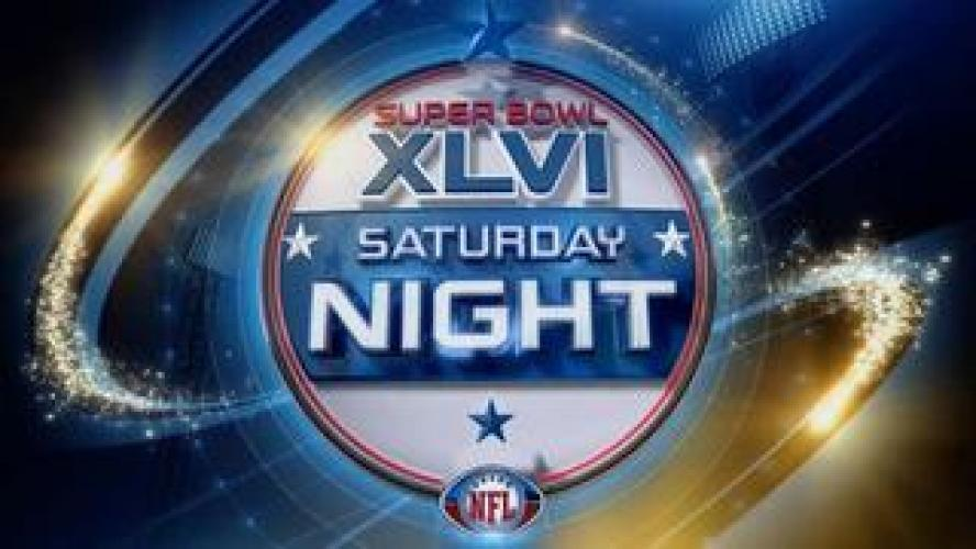 Super Bowl Saturday Night next episode air date poster