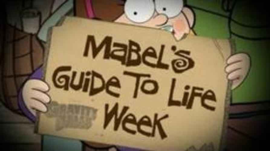 Gravity Falls: Mabel's Guide to Life next episode air date poster
