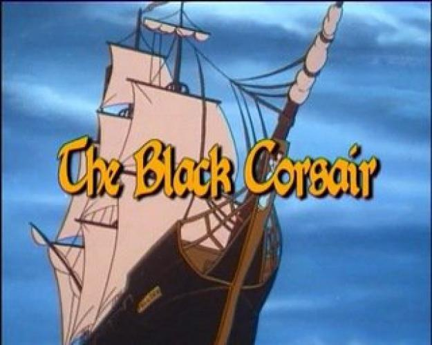 The Black Corsair next episode air date poster