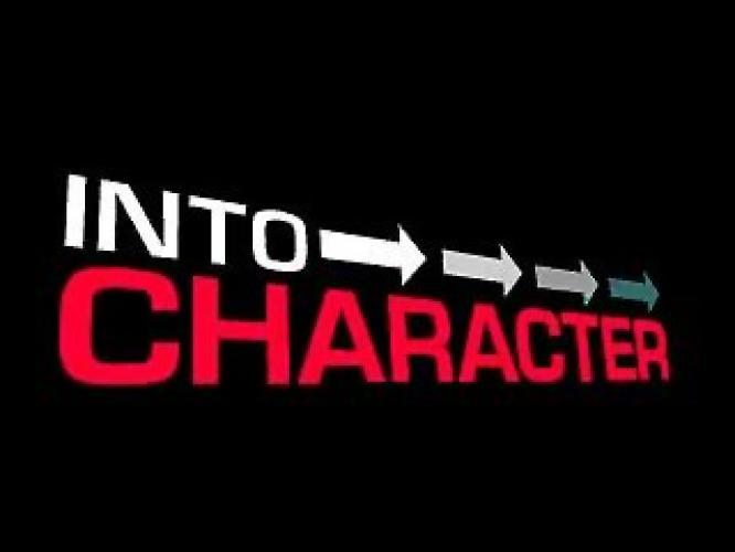 Into Character next episode air date poster