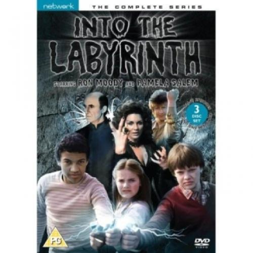 Into the Labyrinth next episode air date poster