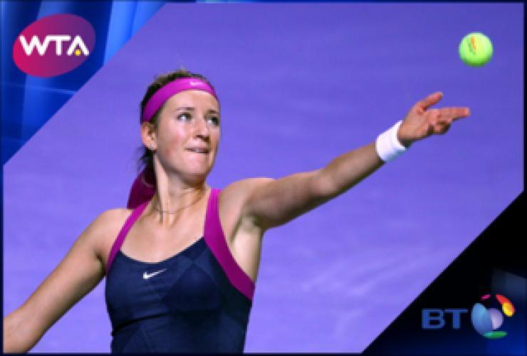 WTA Tennis next episode air date poster