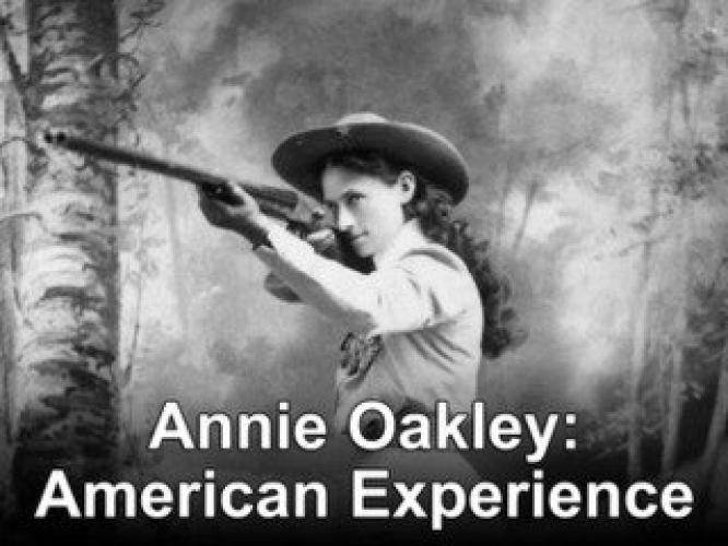 Annie Oakley: American Experience next episode air date poster