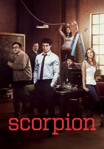 Scorpion next episode air date poster