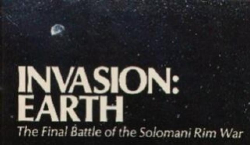 Invasion: Earth next episode air date poster