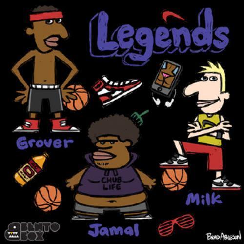 Legends (C.C.) next episode air date poster