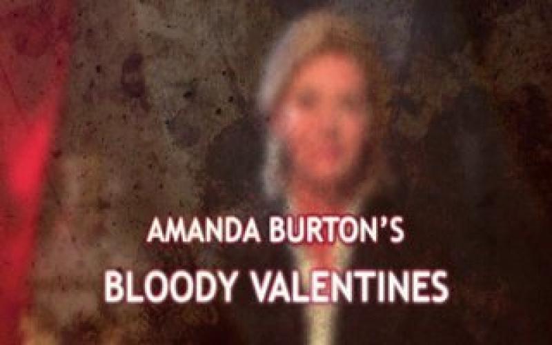 Amanda Burton's Bloody Valentines next episode air date poster