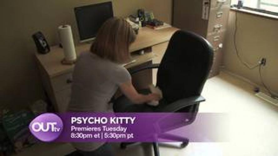 Psycho Kitty next episode air date poster