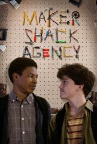 Maker Shack Agency next episode air date poster