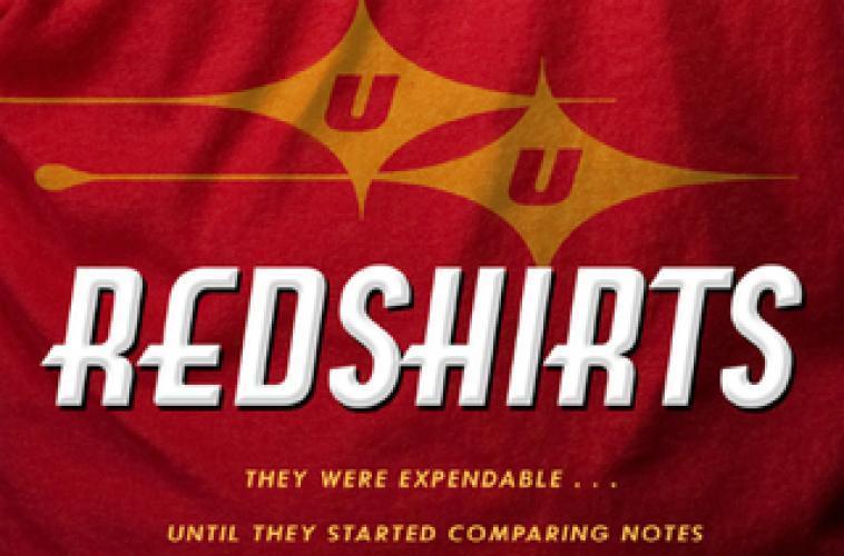 Redshirts next episode air date poster