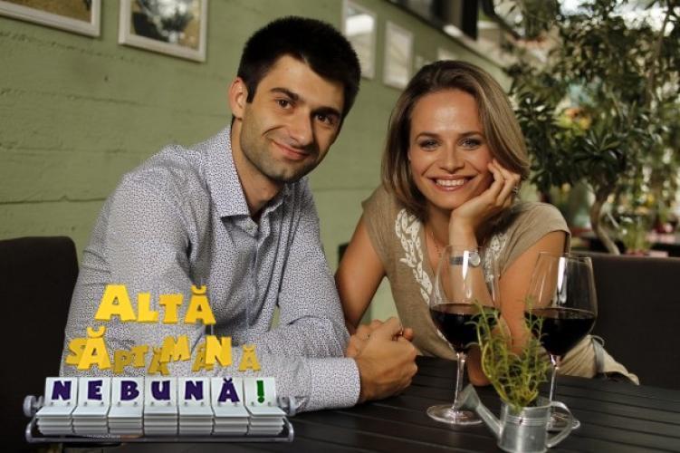 O Săptămână Nebună next episode air date poster