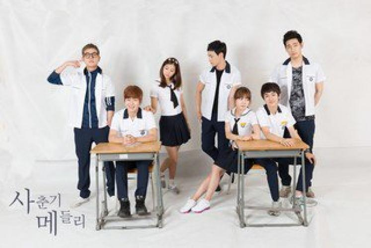 Adolescence Medley next episode air date poster