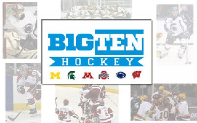 College Ice Hockey (Big Ten Network) next episode air date poster