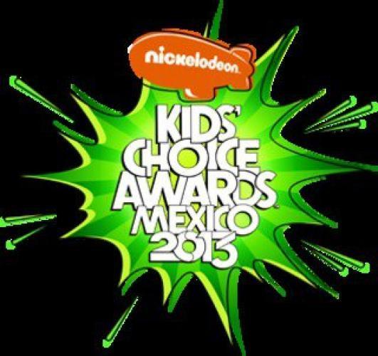 Kids' Choice Awards (MX) next episode air date poster
