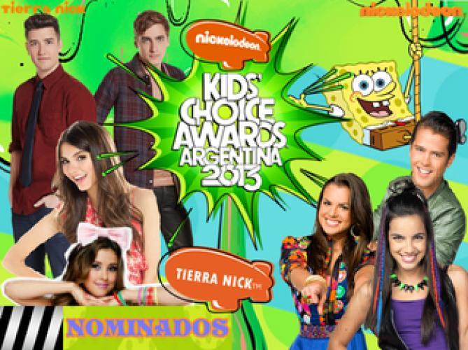 Kids' Choice Awards (AR) next episode air date poster