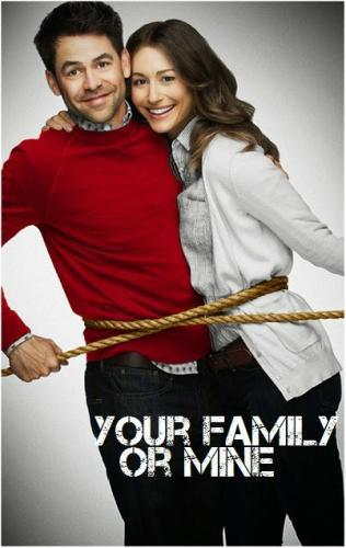 Your Family or Mine next episode air date poster