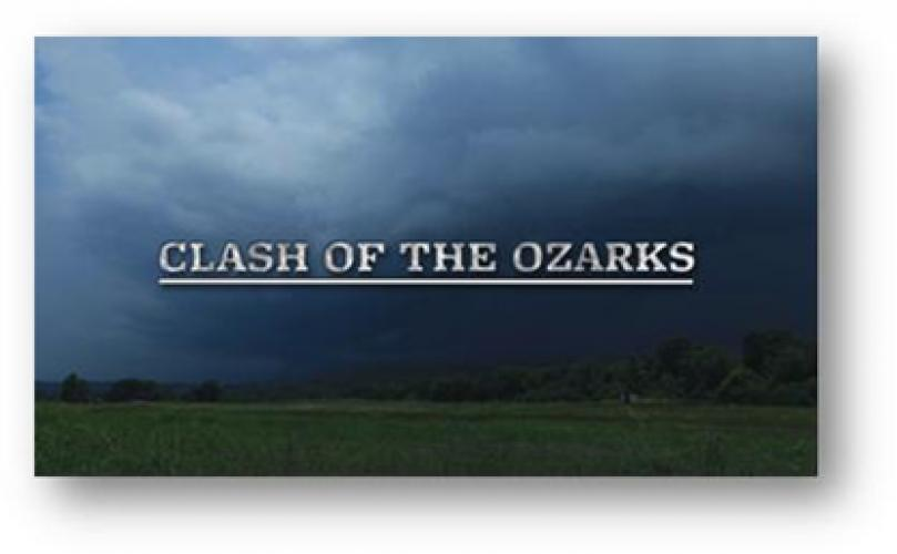 Clash of the Ozarks next episode air date poster