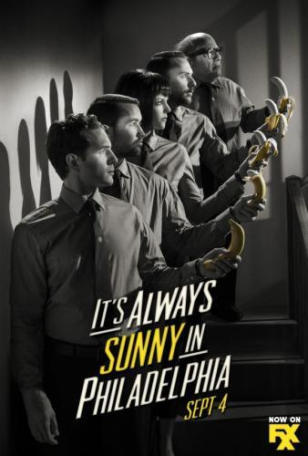 It's Always Sunny in Philadelphia next episode air date poster
