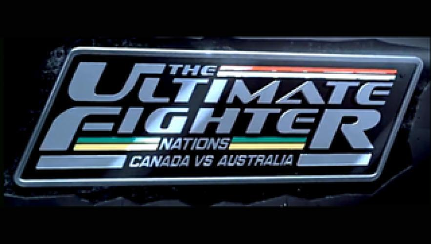 The Ultimate Fighter Nations: Canada vs. Australia next episode air date poster
