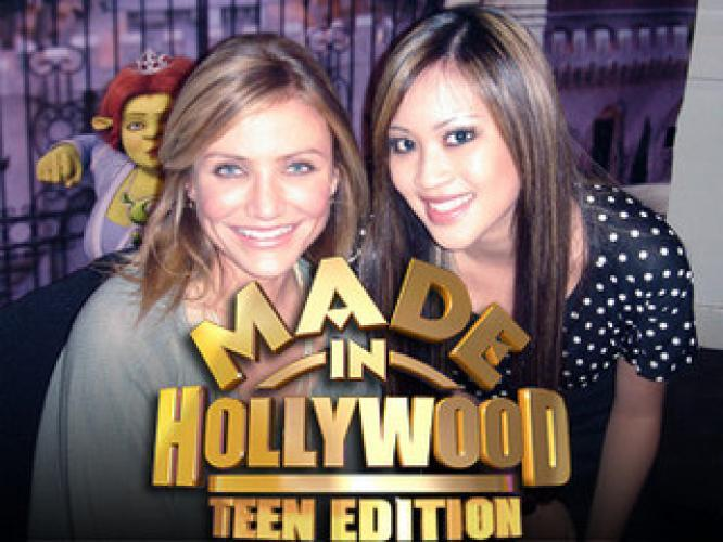 Made in Hollywood: Teen Edition next episode air date poster