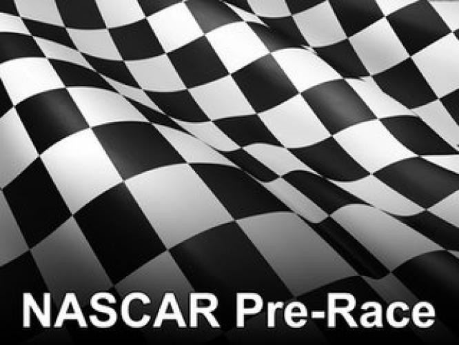 NASCAR Pre-Race next episode air date poster