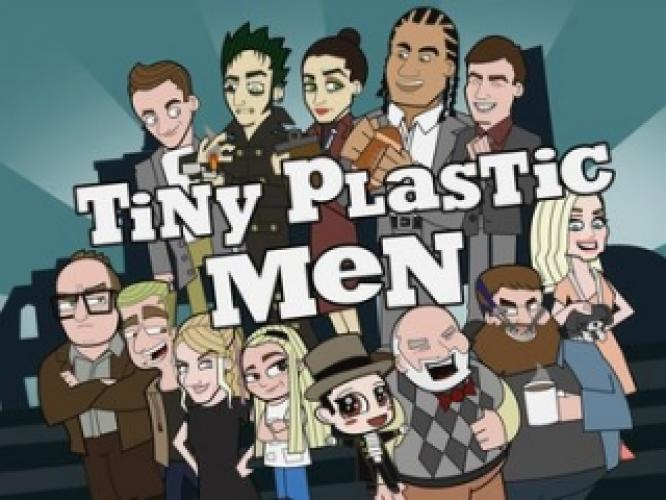 Tiny Plastic Men next episode air date poster