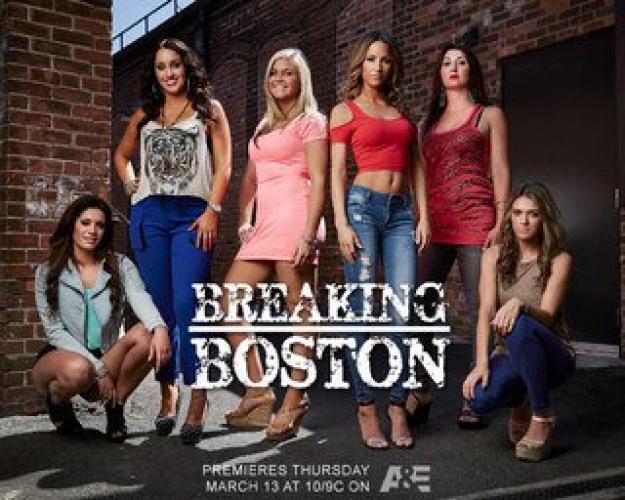 Breaking Boston next episode air date poster
