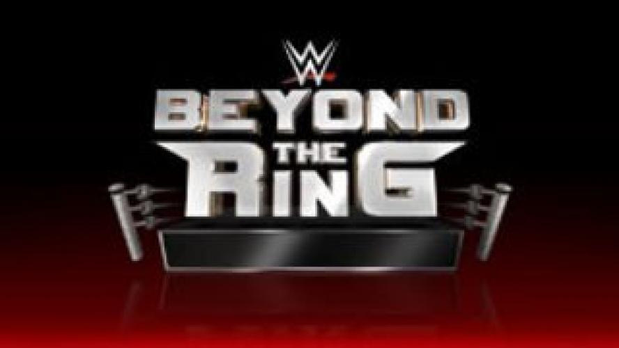 WWE Beyond the Ring next episode air date poster