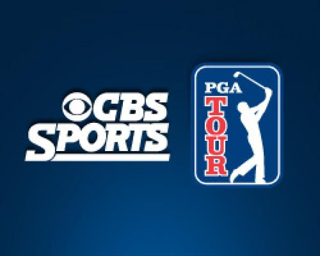 PGA Tour Golf on CBS next episode air date poster