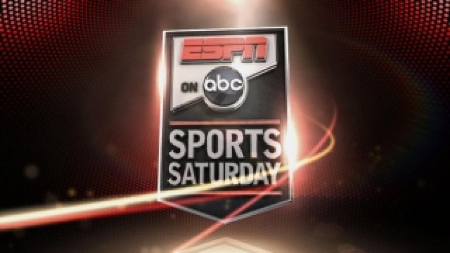 ESPN Sports Saturday next episode air date poster