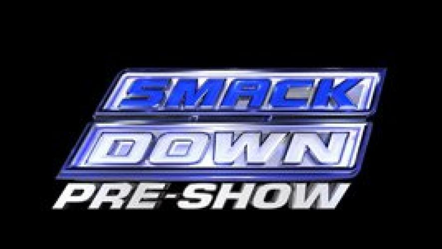 WWE Friday Night SmackDown Pre-Show next episode air date poster