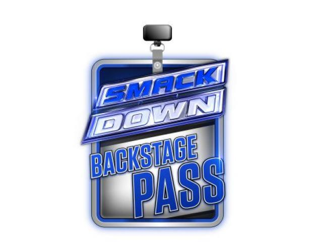 WWE Friday Night SmackDown Backstage Pass next episode air date poster