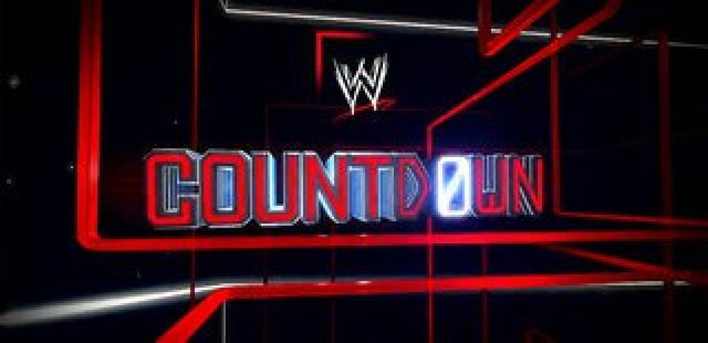 WWE Countdown next episode air date poster