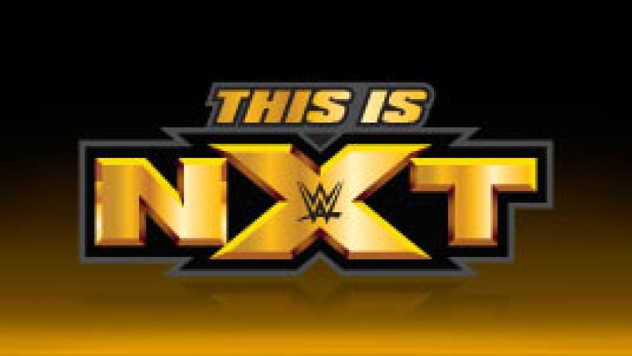 This is NXT next episode air date poster
